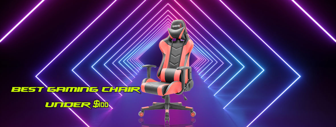 Fabulous Best Gaming Chair Under 100 Furni Scene Home Interior And Landscaping Elinuenasavecom