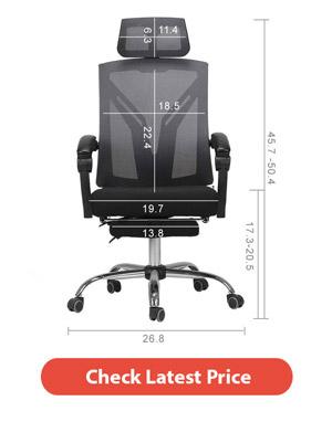 Hbada-Ergonomic-Office-Recliner-Chair