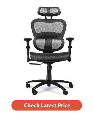 Mysuntown Mid-Back Office Chair